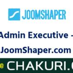 Admin Executive - JoomShaper.com